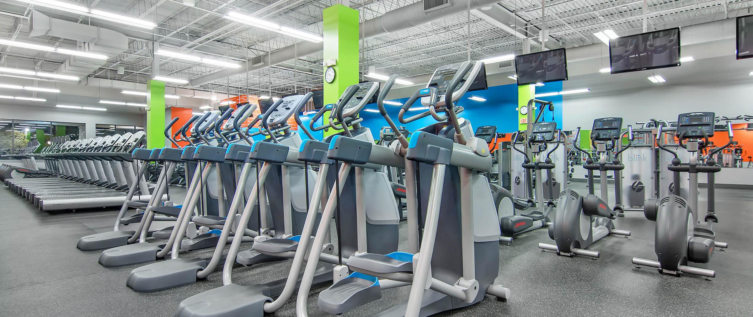 Gym In West Islip Ny 175 Sunrise Highway Blink Fitness